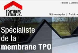 Toitures E. Lemieux Inc